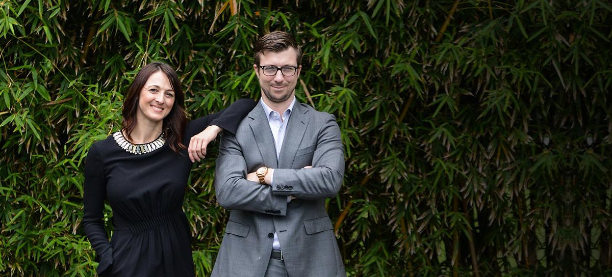Rory & Fiona Tolunay - Vanity Salon