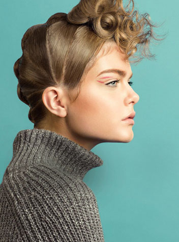 Diana Skrabanek - Ruiz Salon - NAHA Styling and Finishing Winner