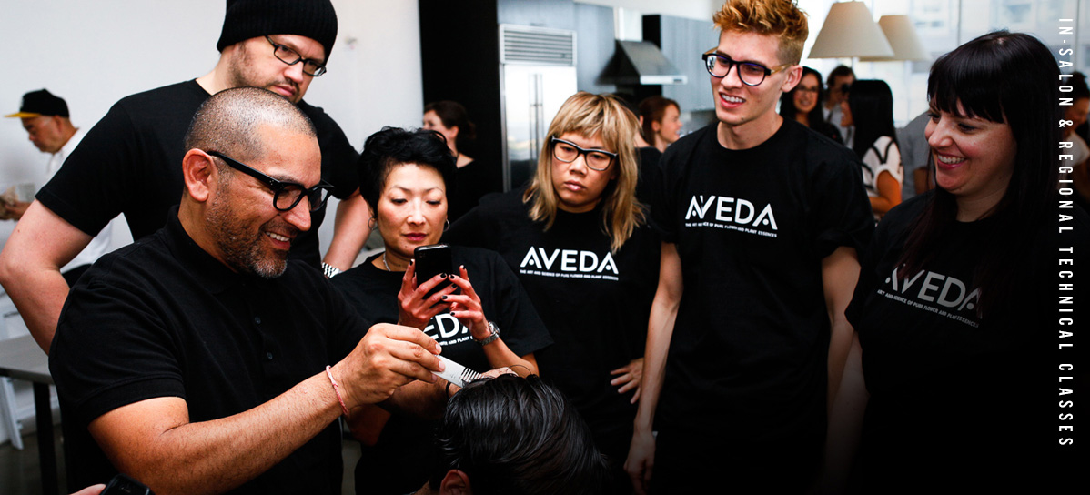 Aveda Corporation Connections
