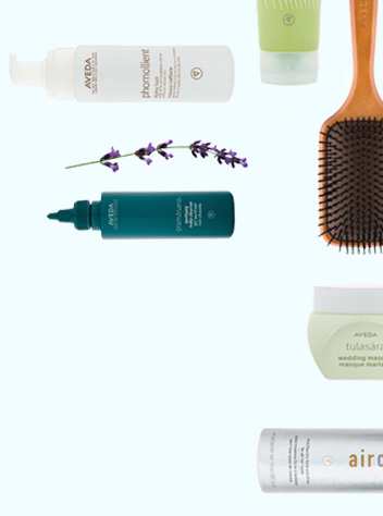 Aveda Products nature works