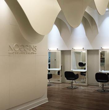 Noggins Salon - Jackson