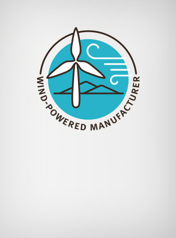 Wind-Powered Manufacturer - Aveda