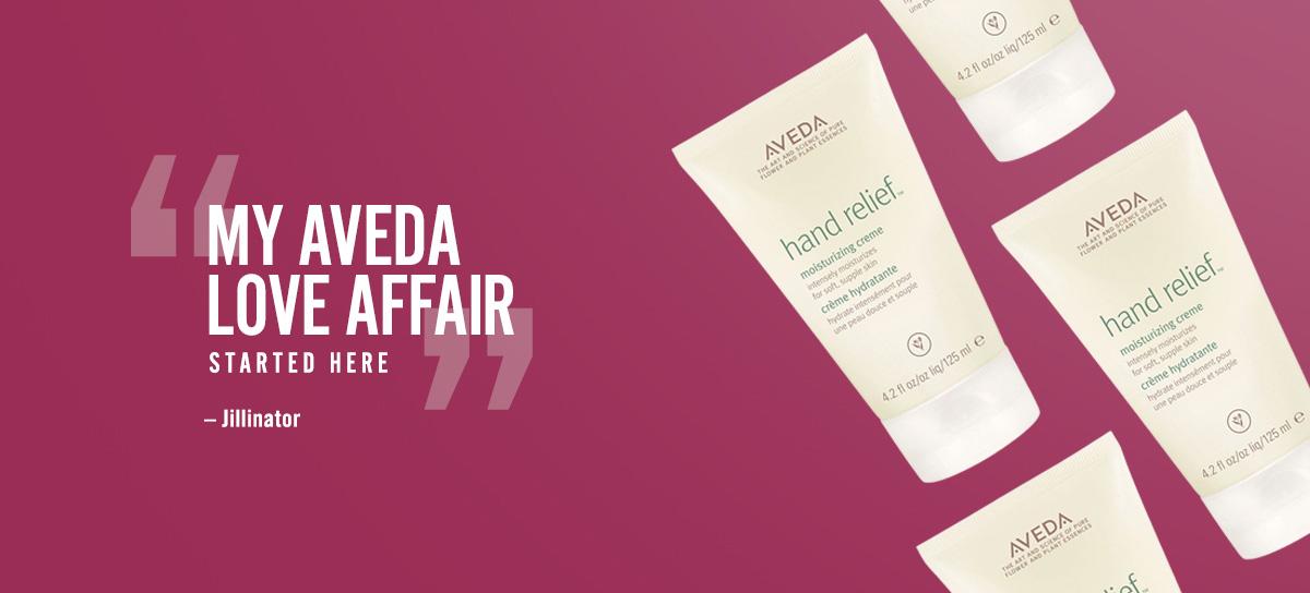 hand relief moisturizing creme - Aveda
