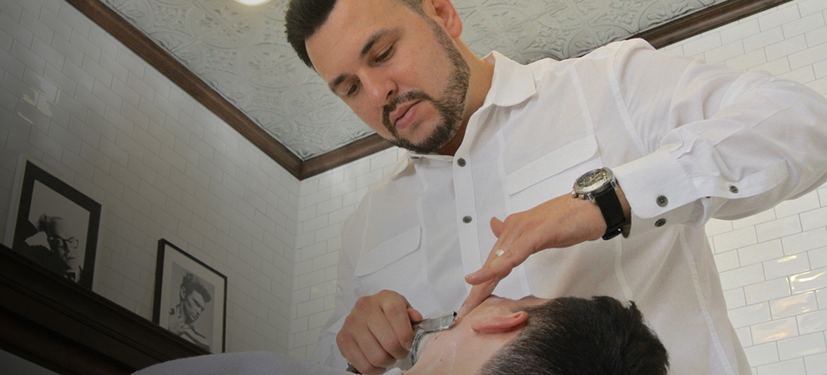 T.J. DeMarco - Franco's Barbershop at Rizzieri's Salon and Spas Inc.
