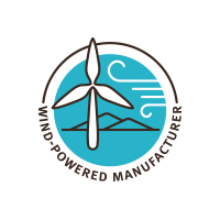 Wind-Powered Manufacturer